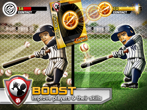 BIG WIN Baseball APK screenshot thumbnail 13