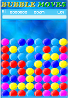 Screenshot of Bubble Moves