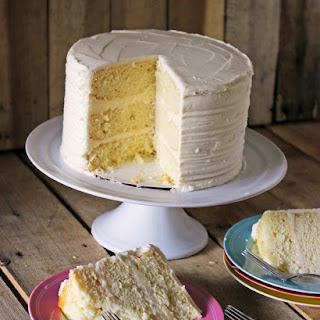 Sour Cream White Cake Recipes
