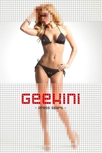 Geekini-Black