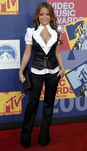 2008 MTV Video Music Awards Arrivals