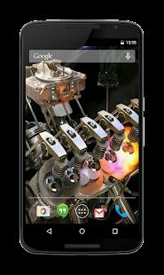 Engine 3D Live Wallpaper APK for Bluestacks