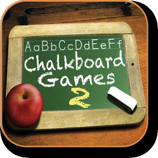 JANES Chalkboard Games 2 解謎 App LOGO-APP開箱王