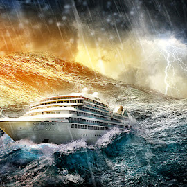 Perfect Storm by Bang Munce - Digital Art Things