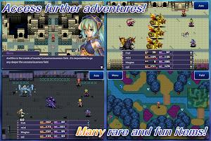 Screenshot of RPG Covenant of Solitude