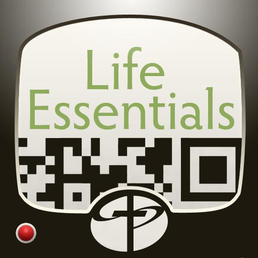 Life Essentials QR Reader LOGO-APP點子