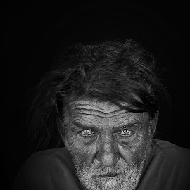 by Zeb May - People Portraits of Men (  )