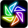 Game Magic Paint Kaleidoscope APK for Kindle