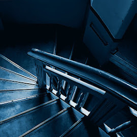 Stairs to... by Jim Cunningham - Instagram & Mobile Android