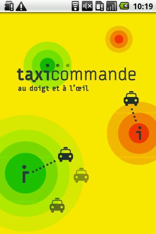 Mon Taxi - Taxicommande