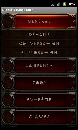 Diablo 3 Hauts Faits gratuit