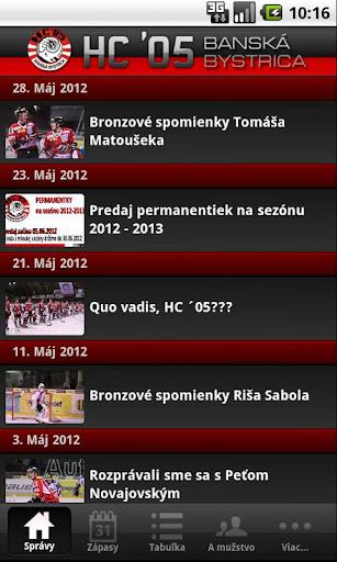 HC'05 Banská Bystrica
