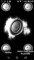 Screenshot of Speaker LiveWallpaper 3D Free