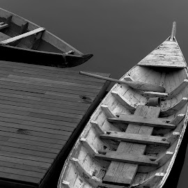 Boat on River by Erwin Rianto - Transportation Boats (  )