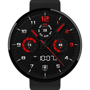 Roadster watchface by Liongate