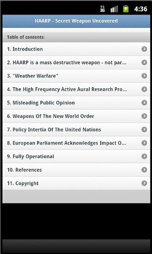 haarp-secret-weapon-uncovered for android screenshot