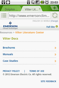 Vilter Docs - screenshot