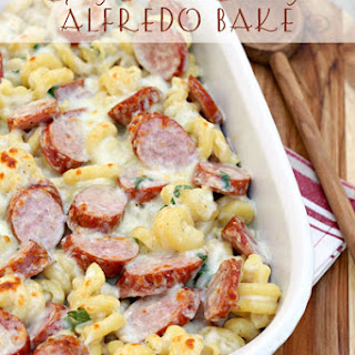 Sausage Alfredo Bake Recipes