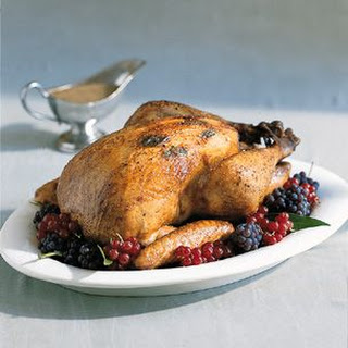 Sage-Roasted Turkey