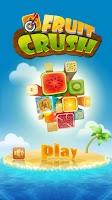Screenshot of Fruit Crush