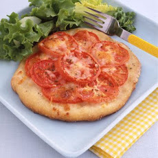 Fresh Tomato Pizzas