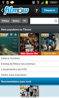 Screenshot of Filmow