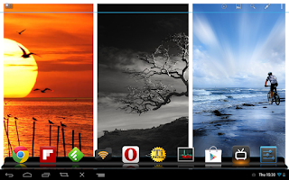 Screenshot of MC-Photo Live Wallpaper 500px