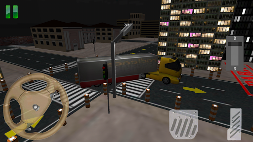 Truck Parking 3D - screenshot