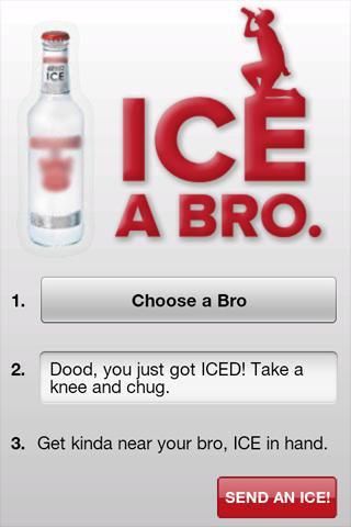 Ice a Bro