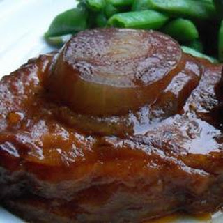 Slow Cooker BBQ Pork Chops
