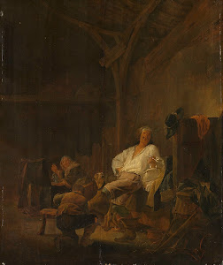 RIJKS: Maerten Stoop: painting 1647