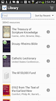 Screenshot of Verbum Catholic Bible Study