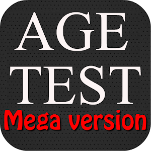 Age test – mega version