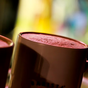 Have a Break by Rohan Pavgi - Food & Drink Eating ( canon, pwc, pwccoffee, coffee, latte, close-up )
