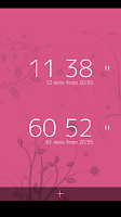 Screenshot of Elegant Kitchen Timer
