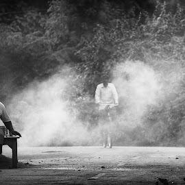 by Titas Chanda - People Street & Candids