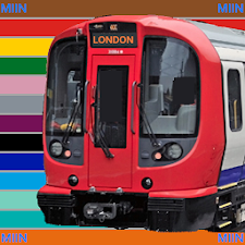London Train Route Planner
