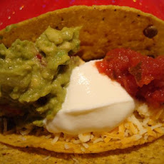 Vegetarian Bean and Lentil Tacos