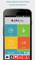 Screenshot of PinPay