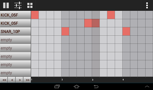 GrooveMixer Pro – Beat Studio - screenshot