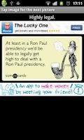 Screenshot of Funny e-Cards