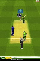 Screenshot of ICC World T20 WI 2010_240x320