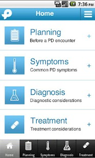 Parkinson's Toolkit - screenshot