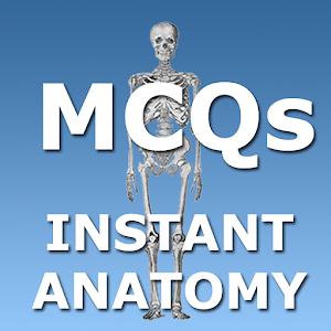 Cover art Anatomy MCQs