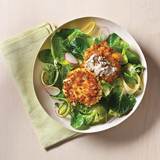 Crab Cakes with Spicy Rémoulade