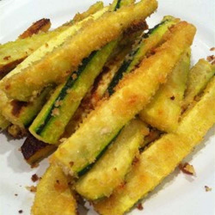 Oven Baked Zucchini Fries Recipe | Yummly
