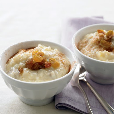 Lightened Rice Pudding