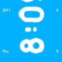 Water Clock ライブ壁紙 icon