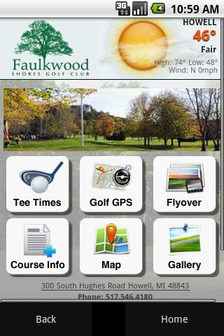 Faulkwood Shores Golf Club