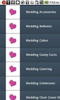 Screenshot of Book Your Wedding